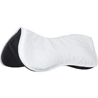 Weatherbeeta Memory Foam Comfort Half Pad - White