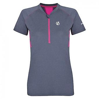 Dare 2b Womens/Ladies Tribe Half-Zip Cycle Jersey