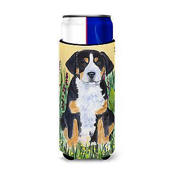 Более Швейцарский Гора Собака Ultra напиток изоляторы для тонкий банок SS8217MUK