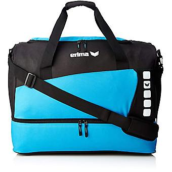Erima 723573 Sports Bag with Fund Compartment - New Royal/Black - L