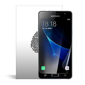 Celicious Vivid Plus Mild Anti-Glare Screen Protector Film Compatible with Samsung Galaxy J3 Pro [Pack of 2]