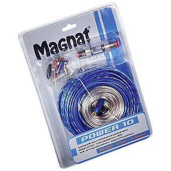 Jeu de câbles de puissance 10 MAGNAT / kit de montage d'amplificateur, de nouveaux biens