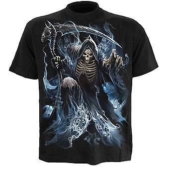 Spiral Ghost Reaper T-shirt