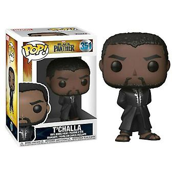 Black Panther Black Panther Robe (Black) US Pop! Vinyl