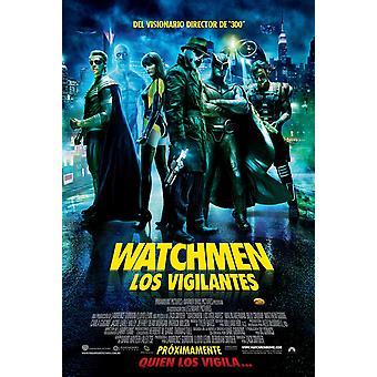 الحرس (مزدوج من جانب العادية) (المكسيكية) ملصق السينما الأصلي