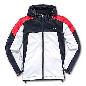 Alpinestars Stratified Jacket in Navy/White