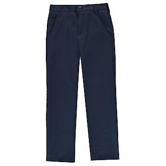 Callaway Boys Trousers Pants Elasticated Waistband Button Fastening Zip Fly