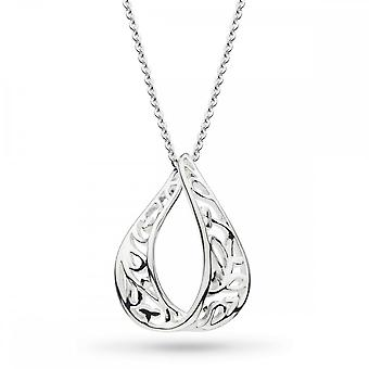 Kit Heath Blossom Flourish Teardrop 18 Necklace 90013HP024