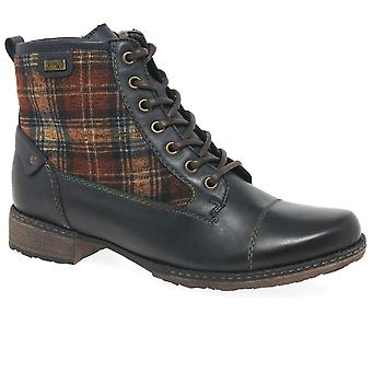 Remonte Bagpipe Womens Ankle Boots