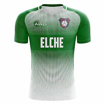 2020-2021 Elche Home Concept Football Shirt - Womens