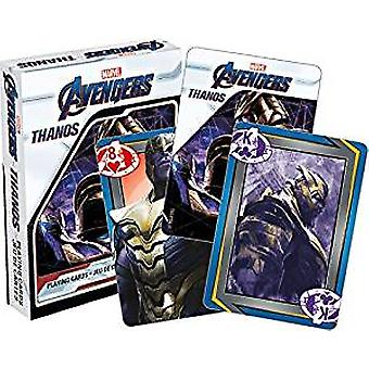 Playing Card - Marvel Avengers - Thanos Poker Games New 52624