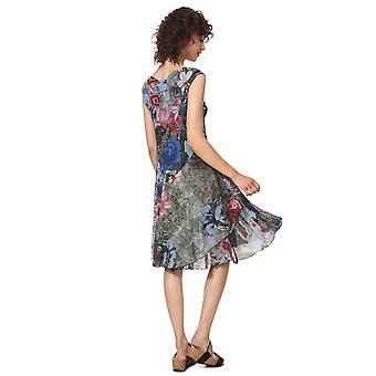Desigual Women's Karuka Floaty Flared Dress