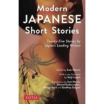 Modern Japanese Short Stories by Ivan Morris