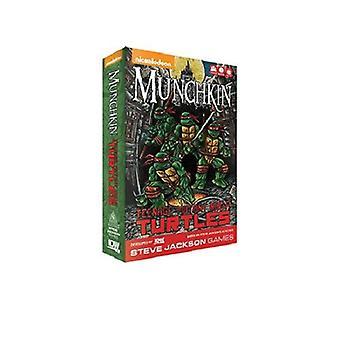 Munchkin Teenage Mutant Ninja Turtles TMNT