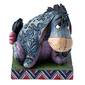 Disney Traditions True Blue Companion Eeyore Figurine