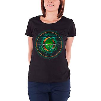 A Perfect Circle T Shirt Band Logo Sigil new Official Womens Skinny Fit Black