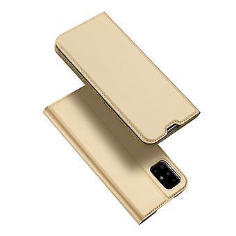 DUX DUCIS Pro Series case Samsung Galaxy A71 - Gold