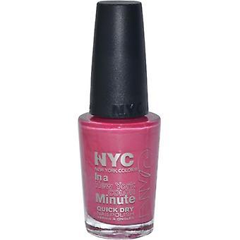 NYC New York cor rápida seca esmalte 9,7 ml para o norte