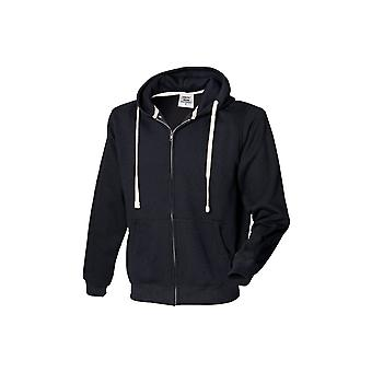 Front row zip-through hoodie fr800