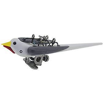 Kuckucksuhr Vogel mit beweglichen Flügeln