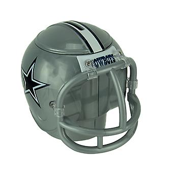 NFL Dallas Cowboys mini capacete Coin Bank