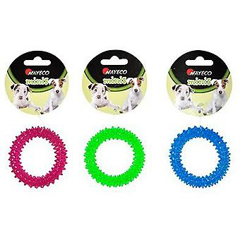 Nayeco Dog toy small rubber ring (Dogs , Toys & Sport , In latex)