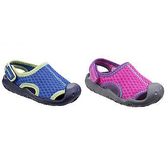Crocs per bambini/ragazzi Swiftwater sandali da spiaggia