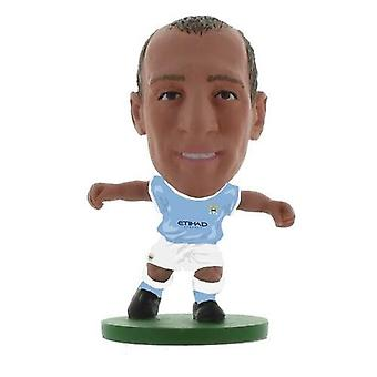 Soccerstarz Man City Pablo Zabaleta (2016) Home Kit