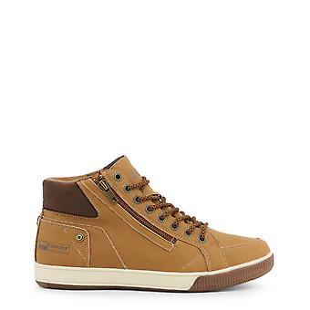 Carrera Jeans Original Men Fall/Winter Ankle Boot - Brown Color 36058
