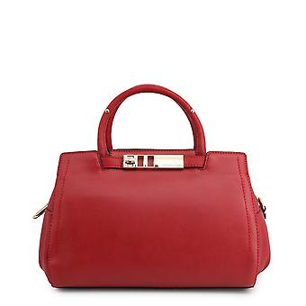 Trussardi Original Women All Year Handbag - Red Color 49082