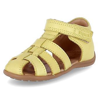 Bisgaard Carly 712061202101LEMON universal summer infants shoes