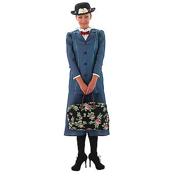 Mary Poppins Costumes de luxe Femmes/Dames
