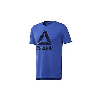 Camiseta reebok Wor Graphic Tech Tee DU2177 universal todo el año hombres camiseta