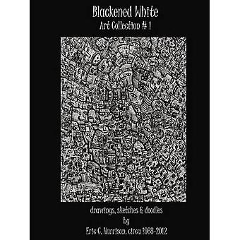 Blackened White  Art Collection  1 by Harrison & Eric C.