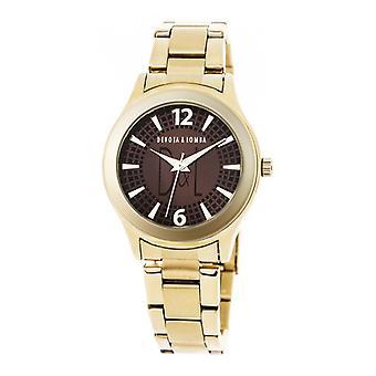 Dame'Watch Devota & Lomba DL001W-02BROWN (36 mm) (Ø 36 mm)
