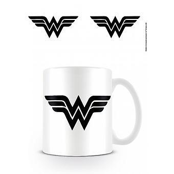 Dc Originals Wonder Woman Mono Logo Muki