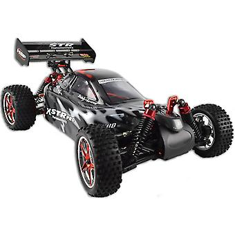 HSP XSTR Pro Brushless Electric Buggy 2.4Ghz - R-SPEC Red