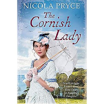 The Cornish Lady by Nicola Pryce - 9781786493859 Book
