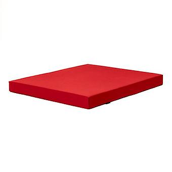 Fun!ture Red 'Delta' Water Resistant X-Large Fitness Gym Mat - 120cm x 100cm