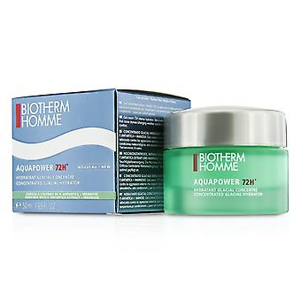 Homme aquapower 72 h concentrated glacial hydrator 50ml/1.69oz