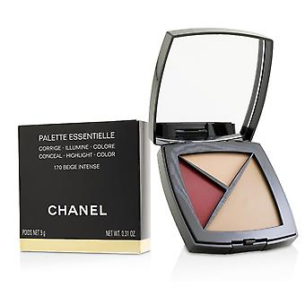 Palette essentielle (conceal, highlight and color)   # 170 beige intense 9g/0.31oz