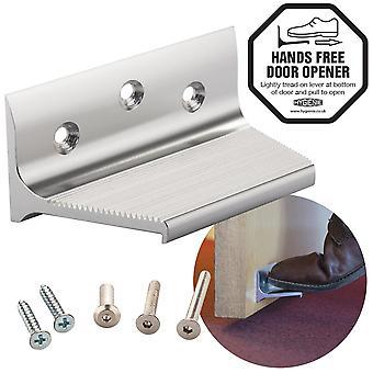 Hygienie hands free sanitary foot pull door opener (1-pack)