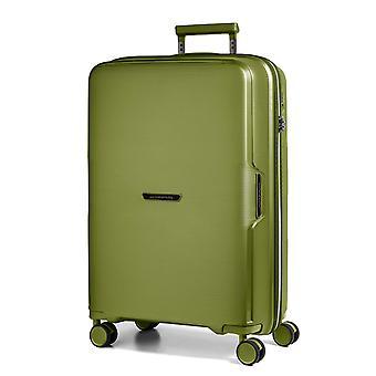 March15 Bel Air Handbagage Trolley S, 4 Wielen, 55 cm, 38 L, Groen