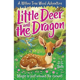 Willow Tree Wood Book 2 - Little Deer and the Dragon by J. S. Betts -