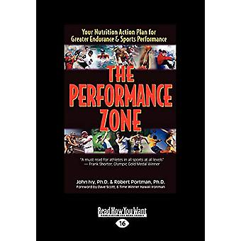 The Performance Zone by Robert Portman - 9781459604711 Book