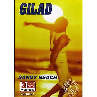 Sandy Beach Workout [DVD] USA import