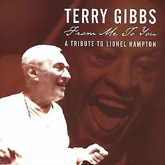 Terry Gibbs - From Me to You [CD] USA import