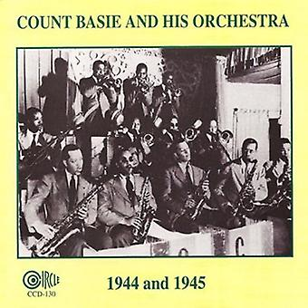 Count Basie - 1944 & 1945 [CD] USA import