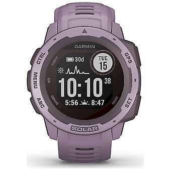 Garmin SmartWatch Unisex INSTINCT SOLAR Pink 010-02293-02