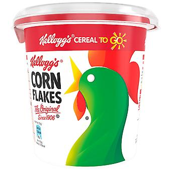 Kellogg's Cornflakes Cereal to Go Pot